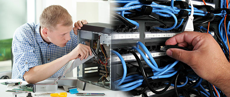 Irmo South Carolina Onsite Computer PC Repairs, Networking, Voice & Data Wiring Solutions