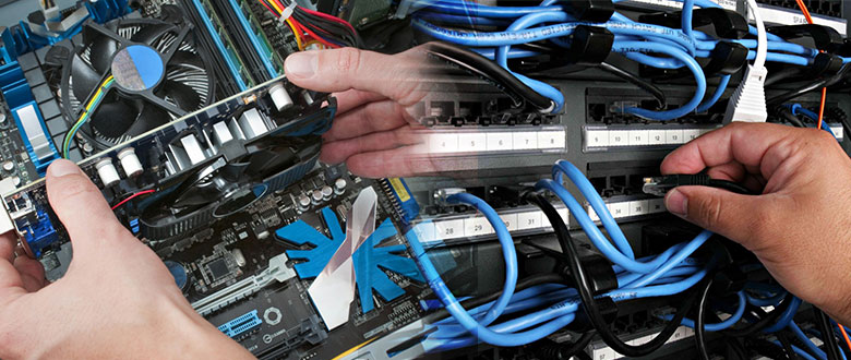 Ninety Six South Carolina On Site Computer PC Repairs, Networking, Voice & Data Low Voltage Cabling Services